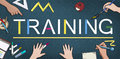 Training Education Ability Skills Studying Coaching Concept