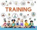 Training school development literacy wisdom concept Stock Photo