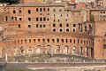 Trajan forum markets Stock Images