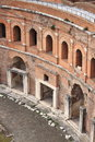 Trajan Forum in Rome Royalty Free Stock Image