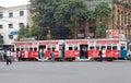 Tram in Kolkata, India