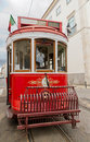 Tram of Lisbon, Portugal Stock Image