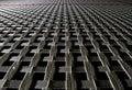 Trampolin webbing Stock Images