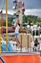 Trampoline Royalty Free Stock Photo