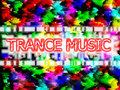 Trance music Royalty Free Stock Photo