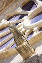 Trani cathedral, detail - Italy Royalty Free Stock Photography