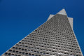 Transamerica bank building Royalty Free Stock Photography