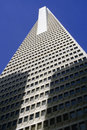 Transamerica Pyramid Royalty Free Stock Photography