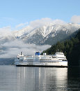 Transbordador costero Foto de archivo