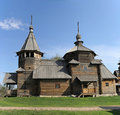 Transfiguration Church, Golden Ring, Russia Stock Image