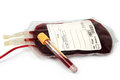 Transfusion bloody donate hematology hospital Stock Photography