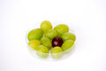 Transgenic grapes gmo are living organisms whose genetic material has been altered to enhance some qualities over others Stock Photo