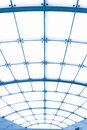 Transparent ceiling Royalty Free Stock Image