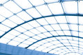 Transparent ceiling Royalty Free Stock Photos