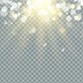 Transparent Glow Light Effect....