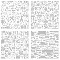 Transport a background grey on theme vector illustration Stock Photos