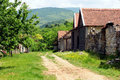 Transylvania Mountain Village Royalty Free Stock Images