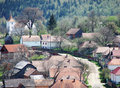 Transylvanian Village Royalty Free Stock Images