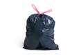 Trash bag Royalty Free Stock Photo