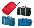 Travel bags collection Royalty Free Stock Photo