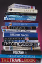Travel Books - Worldwide Stock Images