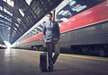 Travel for business Stock Images