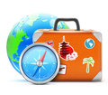 Travel concept Royalty Free Stock Photography