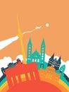 Travel Germany world landmark landscape