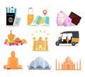 Travel India Conceptual Poster