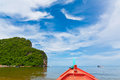 Travel Island in Thailand Stock Photography