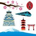 Travel Japan Landmark and Famous Destination