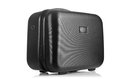 Travel luggage isolated Royalty Free Stock Photos