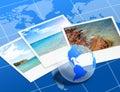 Travel photos Royalty Free Stock Photo