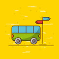 Travel related icons image