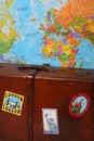 Travel suticase
