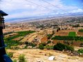 Israel, Middle East,  Jericho, Mount of Temptation Royalty Free Stock Photo