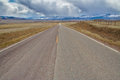 Travel on the Wild Open Road Royalty Free Stock Photo