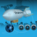 Travelling design Royalty Free Stock Images