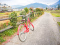 Travelling in Yufuin Royalty Free Stock Photo