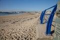 Trearddur bay beach. Royalty Free Stock Photo