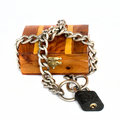 Treasure chest Royalty Free Stock Photos