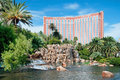 Treasure island casino hotel resort on the las vegas strip in ne september september usa has received Royalty Free Stock Images