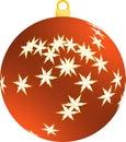 Tree för docka för jultorkdukegarnering Royaltyfri Foto