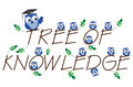 Tree of Knowledge Stock Photo