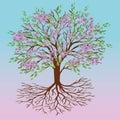 Tree of life spring version