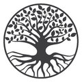 Tree Of Life Yggdrasil World T...