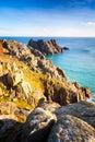 Treen Cliffs Royalty Free Stock Photo