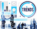 Trends Fashion Marketing Contemporary Trending Concept Royalty Free Stock Photo