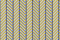 Trendy chevron  background Royalty Free Stock Image