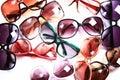 Trendy Eyewear Royalty Free Stock Photo